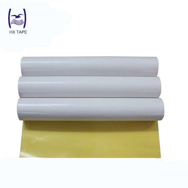 Hot melt glue Flexo mounting tape Fiber cloth recycle use for printing industry
