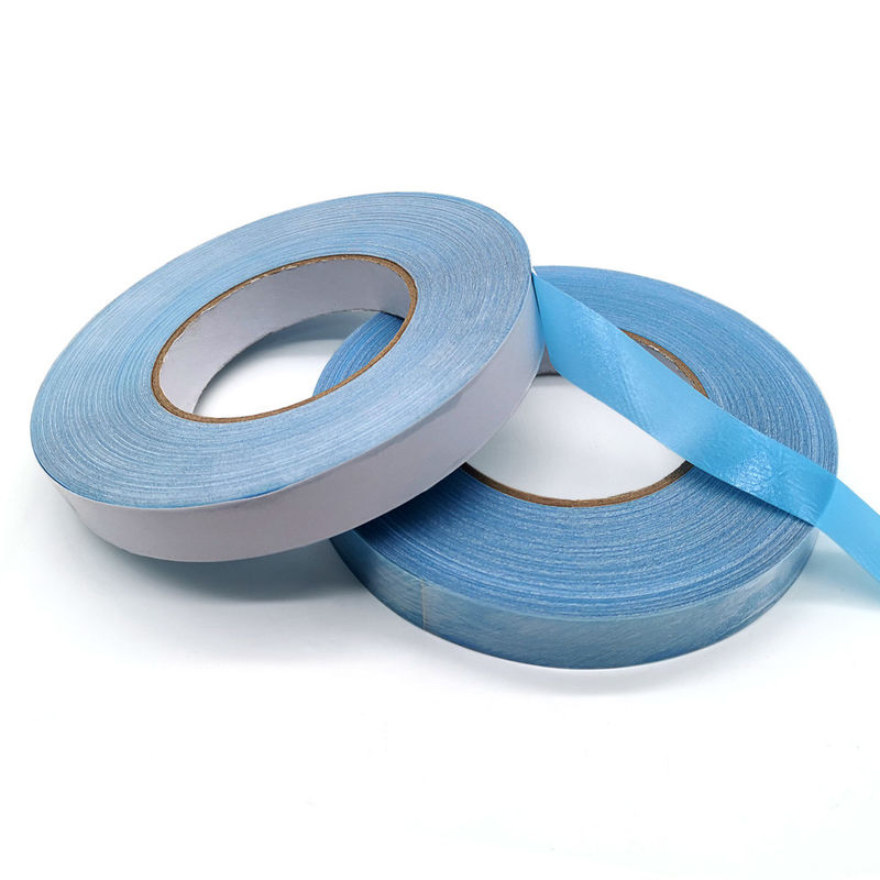 20mm Width Waterproof 3 Layer Self Adhesive Blue Seam Sealing Tape For Garmentable